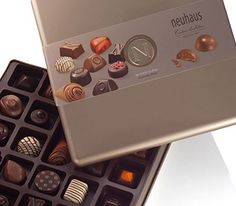 Neuhaus chocolates