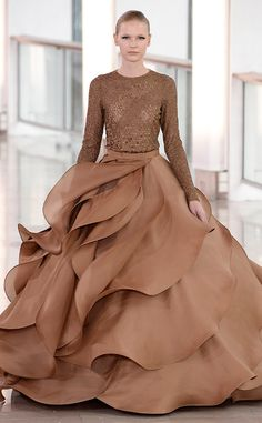Stephane Rolland - Paris Haute Couture Week Spring 2015