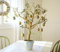 Make an Easter Tree