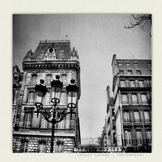 Black and White Photography  Paris Prints Wall by TraceyCapone, $13.00