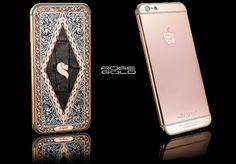You can now buy a real rose gold iPhone Electronics Companies, Technology Updates, Rose Gold Plates, Geek Stuff, Iphone, Luxury, Stuff To Buy, Posters, News