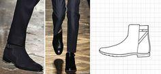 Top Footwear trends, Men's market, F/W Ankle Boots<br> Fashion Shoes, Mens Fashion, Fashion Trends, Combat Boots, Ankle Boots, Winter Tops, Fall Winter, Shoe Brands, Discount Shoes