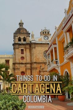 Possibly thee most beautiful Spanish colonial city in Colombia, Cartagena is a colonial walled city with stunning architecture and impressive details. Colombia Vacation В нашем блоге гораздо больше информации https://storelatina.com/colombia/travelling #detox #food #קולומביה #Колумбија