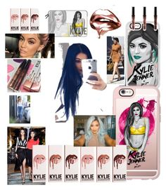 """kylie  jenner"" by rabaudlisa on Polyvore featuring Casetify and 7 For All Mankind"