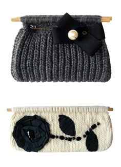 Knit bags - Macrì #madeinitaly