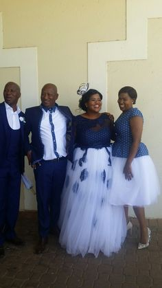 #Traditional Tswana wedding