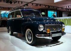 Retro Volvo Duett