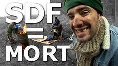 SDF - En Socialie seul le Français est laissé sur le bord du chemin.