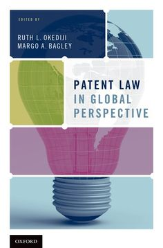 Patent law in global perspective.    Oxford University Press, 2014