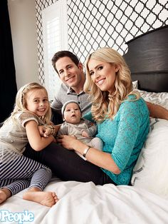 Tarek and Christina El Moussa on Changing Diapers: Family Photo – Moms & Babies – Celebrity Babies and Kids - Moms & Babies - People.com