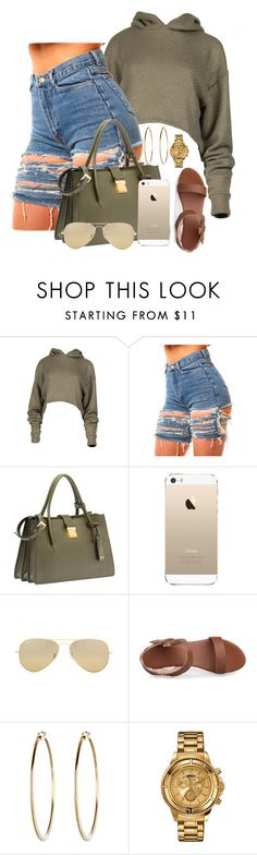 """""""Untitled #320"""" by nun-for-free ❤ liked on Polyvore featuring Miu Miu, Ray-Ban and Versus"""