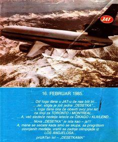 EX-YU Aviation News: Vintage photos 2015