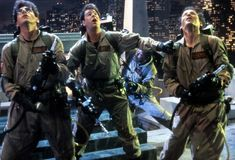 "Dan Aykroyd's script originally took place in the future, but Harold Ramis rewrote it to take place in modern times. | 24 Fun Facts About The Movie ""Ghostbusters"""