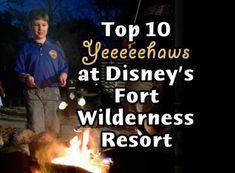 Top 10 Yeehaws at Disney's Fort Wilderness Resort PassPorter Blogs