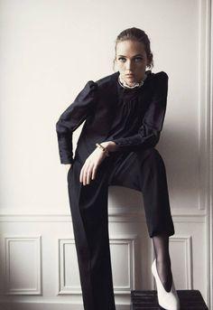 Vogue Paris April 2016 Adrienne Juliger by Claudia Knoepfel-7
