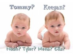 did you know the meaning of baby's name?