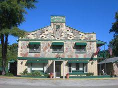 7. Arkansas House (Jasper)