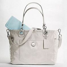 designer baby bag a2lg  Designer Baby Bags, Coach