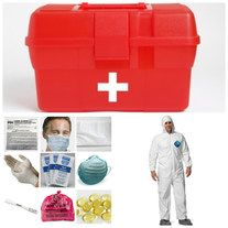 The ultimate viral protection kit for a family of 4 or more. Protect your family from an epidemic Ebola, Bird Flu or Influenza outbreak. Recommended by the CDC and World Health Organization for prevention response to pandemic Ebola virus, Bird or Avian Flu and common Influenza. 6 days of critical...