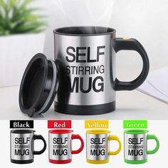 caneca mixer Automatic Electric Self Stirring Mug Coffee Mixing Drinking Cup skinny moo mixer bluw coffee mixing cup Coffee Mix, Coffee Cups, Plastic Items, Mixed Drinks, Food Grade, Food Design, Morning Coffee, Hot Chocolate, Gifts For Friends