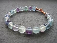 Rainbow Fluorite Bracelet £12.00