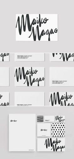 branding design by M