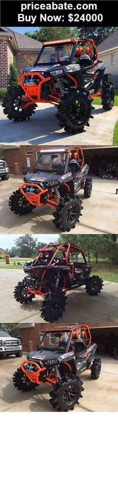 Power-Sports-ATVs-UTVs: 2015 POLARIS RZR XP 1000 HIGHLIFTER HIGH LIFTER CUSTOM SEMA SHOW LIFTED LIFT ATV - BUY IT NOW ONLY $24000