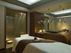 Gaia Spa Therapy Room