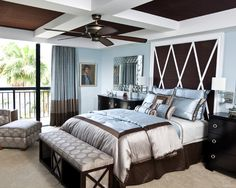 Contemporary Master Bedroom Design Design, Pictures, Remodel, Decor and Ideas