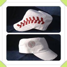 Hey, I found this really awesome Etsy listing at http://www.etsy.com/listing/152579336/rhinestone-baseball-mom-hat
