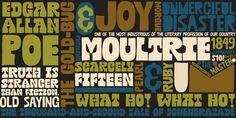 Mudstone™ - Webfont & Desktop font « MyFonts