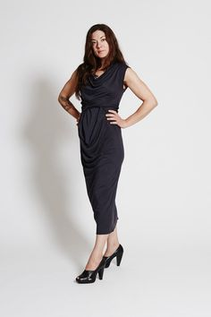 Wear in over 24 styles, as a dress, with or without sleeves, a top, get creative, travel light!