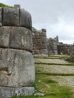 Saksaywaman: This complex fortress sits on the outskirts of Cusco, Peru, the former capital of the Incan empire. The rocks are so tightly fit together you can't even slip a piece of paper between them. http://society.viralnova.com/archaeological-finds/?mb=4pages