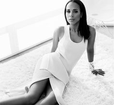 """Kerry Washington Flawlessly COVERS Net-A-Porter's """"The Edit,"""" REVEALS She Live Tweeted During Scandal While In Labor! + Taraji P. Henson Will Host """"Saturday Night Live"""" 