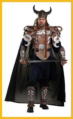 viking costumes for men | These Movie Quality Costumes come straight off the Silver Screen.