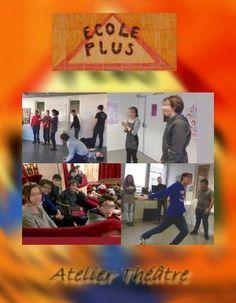 L'Atelier Théâtre d'@ecoleplusparis, une discipline pour lutter contre tous les Handicaps