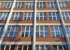 Výsledek obrázku pro zlín karfik gahura arch facade Facade, Arch, Windows, Longbow, Facades, Wedding Arches, Building Facade, Bow, Window