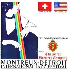 Various - Montreux-Detroit International Jazz Festival