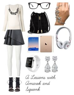 """""""Reader's uniform"""" by my-animes-ocs ❤ liked on Polyvore featuring interior, interiors, interior design, home, home decor, interior decorating, Rick Owens Lilies, Alexander McQueen, Chloé and Zimmermann"""