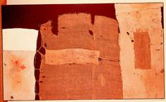 History of Art: Alberto Burri Neo Dada, Pablo Picasso, Alberto Burri, Tachisme, Mixed Media Artwork, Ap Art, Art Series, Italian Artist, Textile Artists