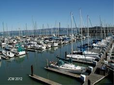 Pier 39 San Francisco Marina Digital Desktop Wallpaper