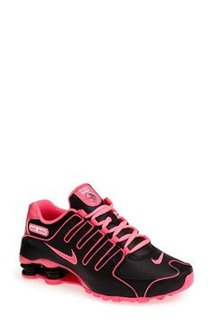 Nike 'Shox NZ EU' Sneaker (Women) available at #Nordstrom