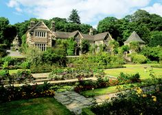 Lewtrenchard Manor | United kingdom Devon England. A grand old manor house, once home to the Duke of Albermarle, that dazzles inside and out - there's seriously good food, too