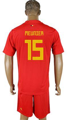 93 Best 2018 Belgium World Cup Soccer Jersey Shirt Kit images ... 99f4ab0d5