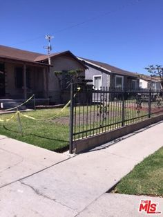 Located in a very nice quiet area of Compton. Property needs some TLC. Sold as is. Mls Listings, Los Angeles County, Property For Sale, Real Estate, Yard, California, Nice, Outdoor Decor, Patio