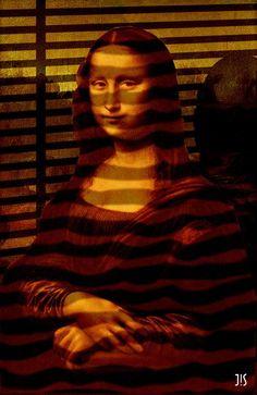 Mona Lisa Smile, Van Gogh Pinturas, Mona Friends, La Madone, Mona Lisa Parody, Renaissance Artists, Italian Artist, Louvre, Thoughts
