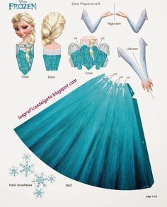 disney themed coloring pages - Frozen Elsa Papercraft Wallpaper Disney Frozen Party, Disney Frozen Olaf, Elsa Frozen, Frozen Free, Frozen Birthday Party, Frozen 2013, Frozen 3d, Frozen Party Games, Elsa Birthday