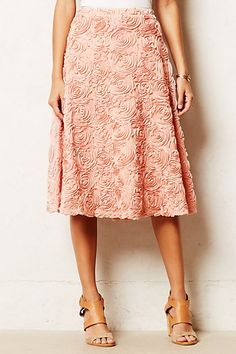 Petaluma Skirt - anthropologie.com. Ordering this ASAP, it reminds me of the dress Carrie had in the last few episodes of SATC. ADORE! Cute with a high brown dress boot, drapey brown leather jacket and a white tee.