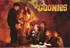 Your wishes will come true with this great poster of the movie cast from The Goonies! Fully licensed - 2015. Ships fast. 24x36 inches. Heeeyyy You Guys! Check out the rest of our great selection of Th