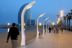street lighting design - Поиск в Google #StreetLamp